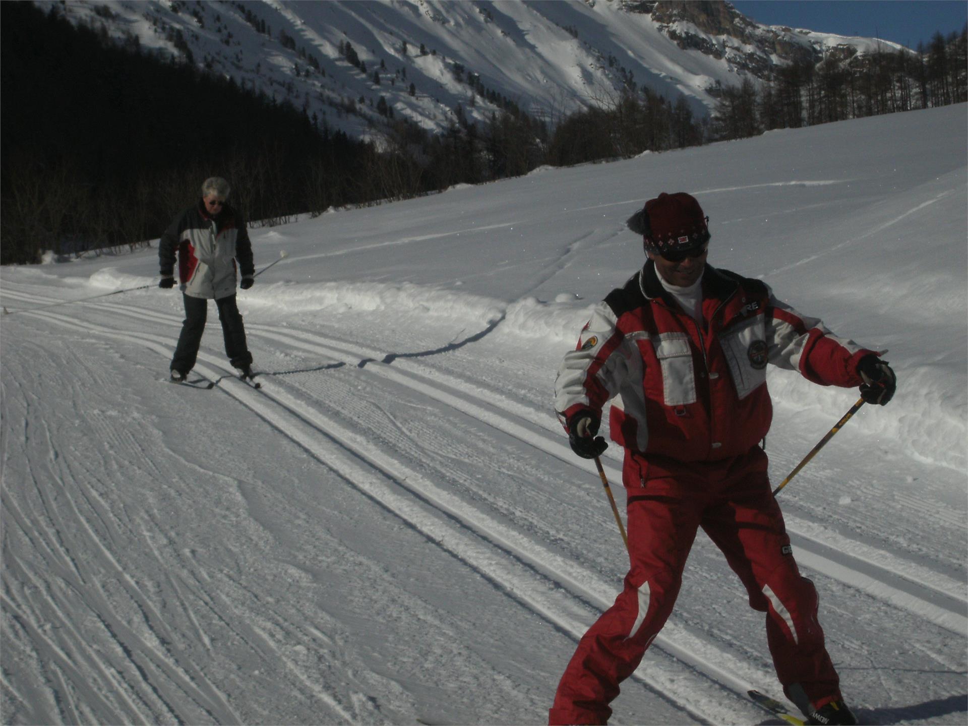 ... with ski master Florl