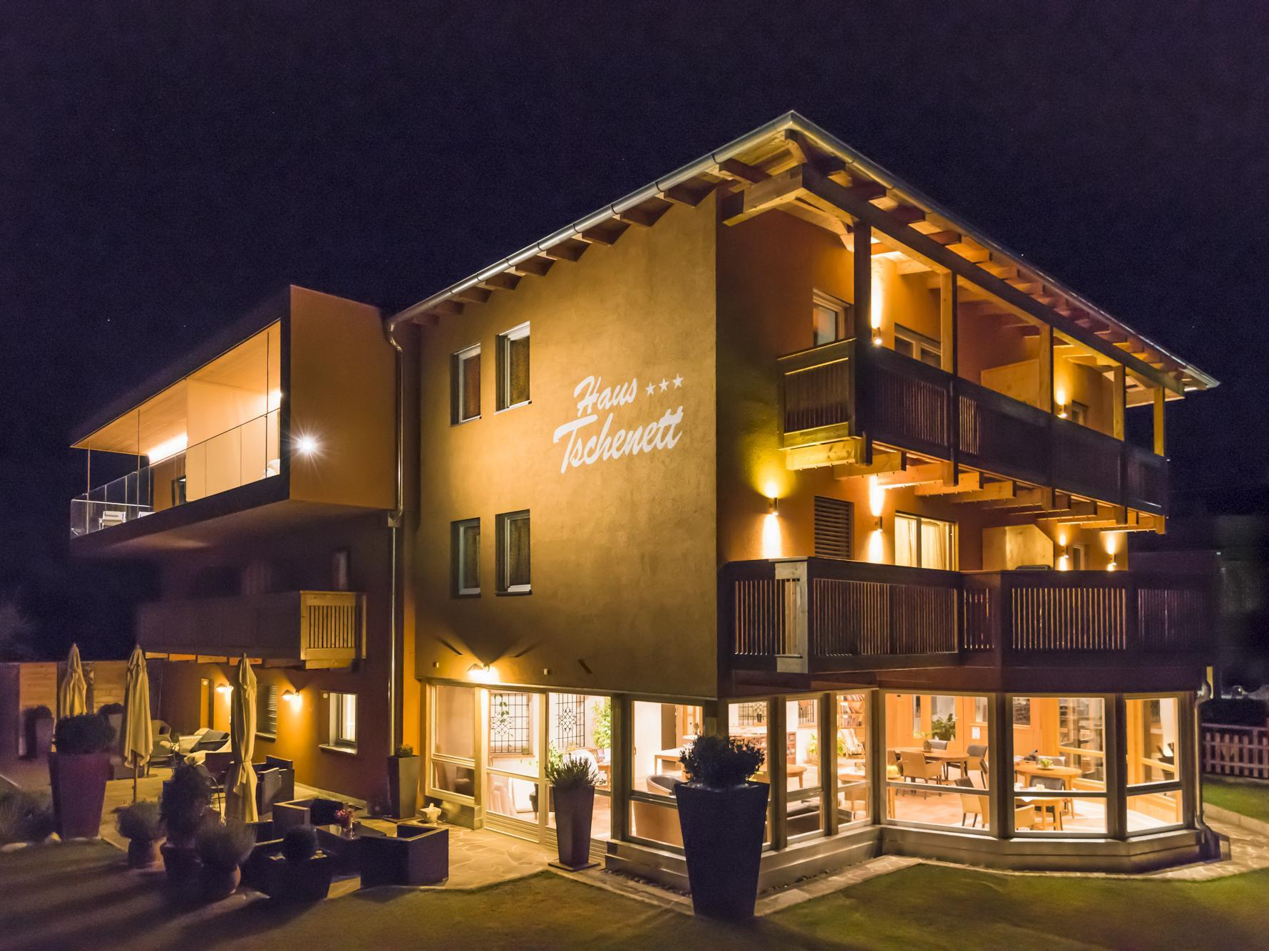 Residence Haus Tschenett