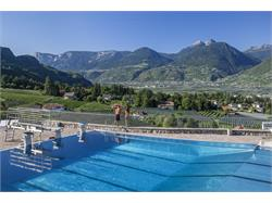 Outdoor swimming pool Lido Scena/Schenna