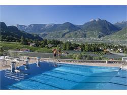 Outdoor swimming pool Lido Scena/Schenna