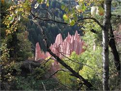Erdpyramiden von Steinegg