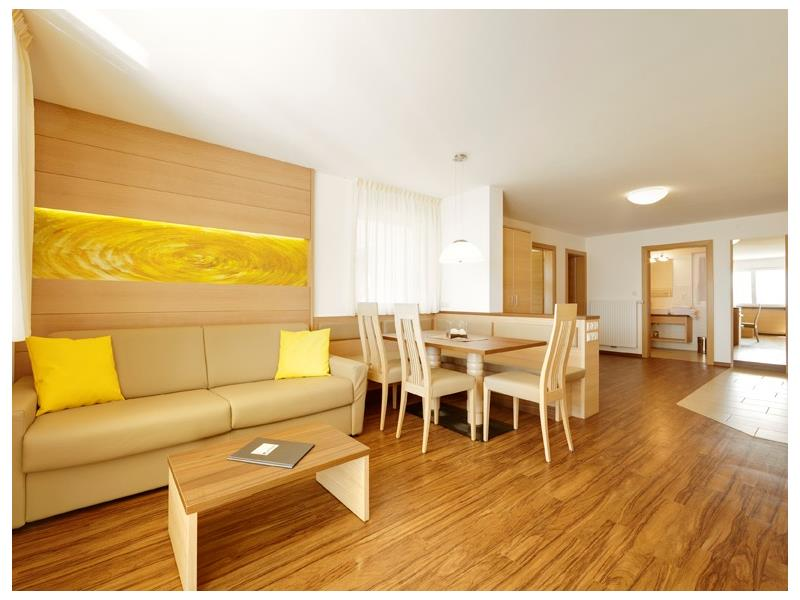 Residence Lechner - Ferienwohnung Typ C