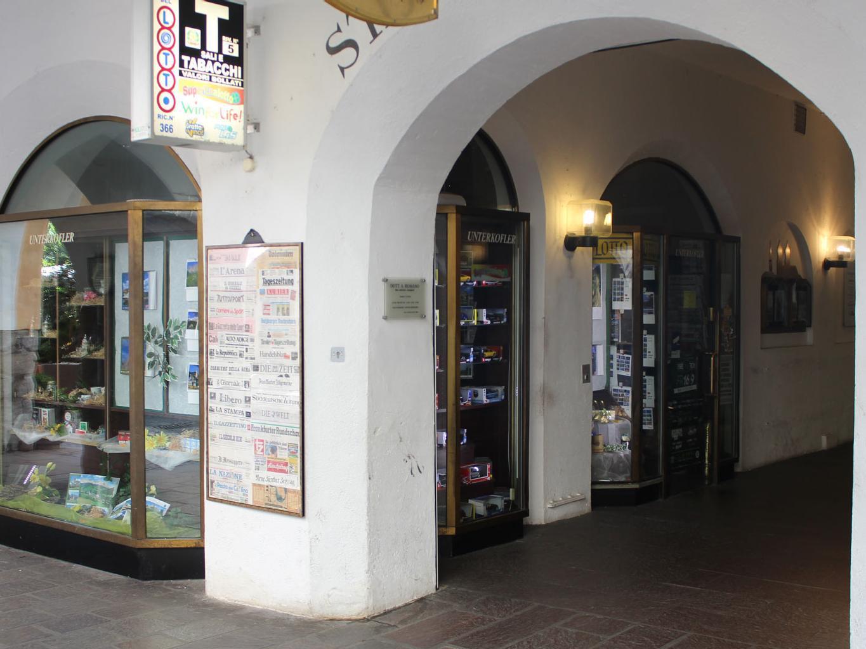 Unterkofler Tabacchi e souvenirs