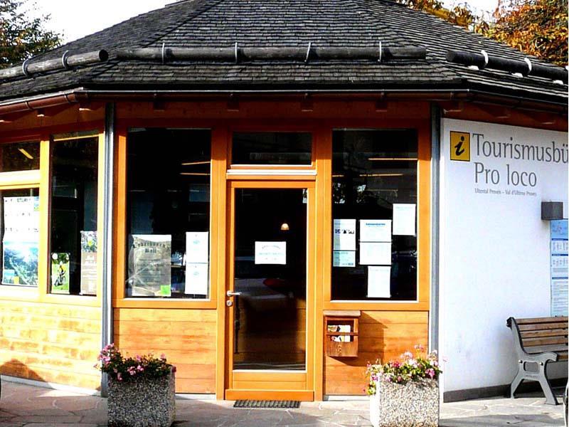 Tourismusbüro St. Walburg