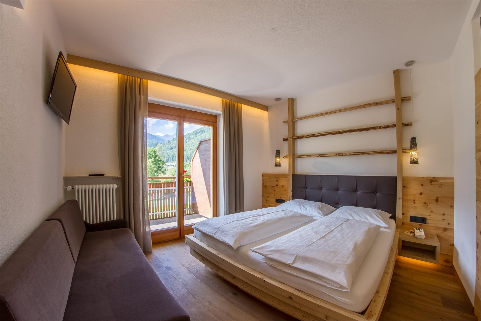 Apartment suite room Type B
