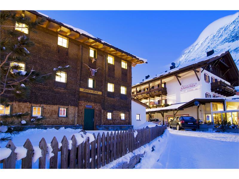 Kurzhof + Piccolo Hotel Gurschler