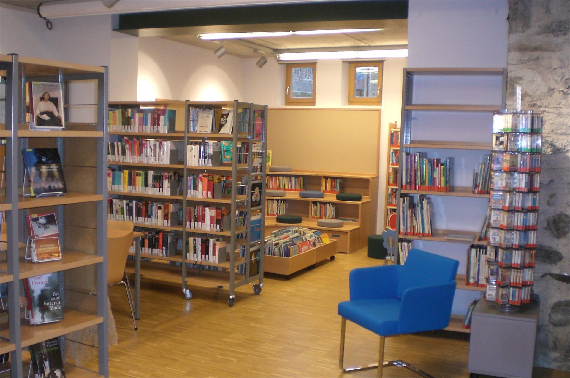 Library Rablà/Rabland