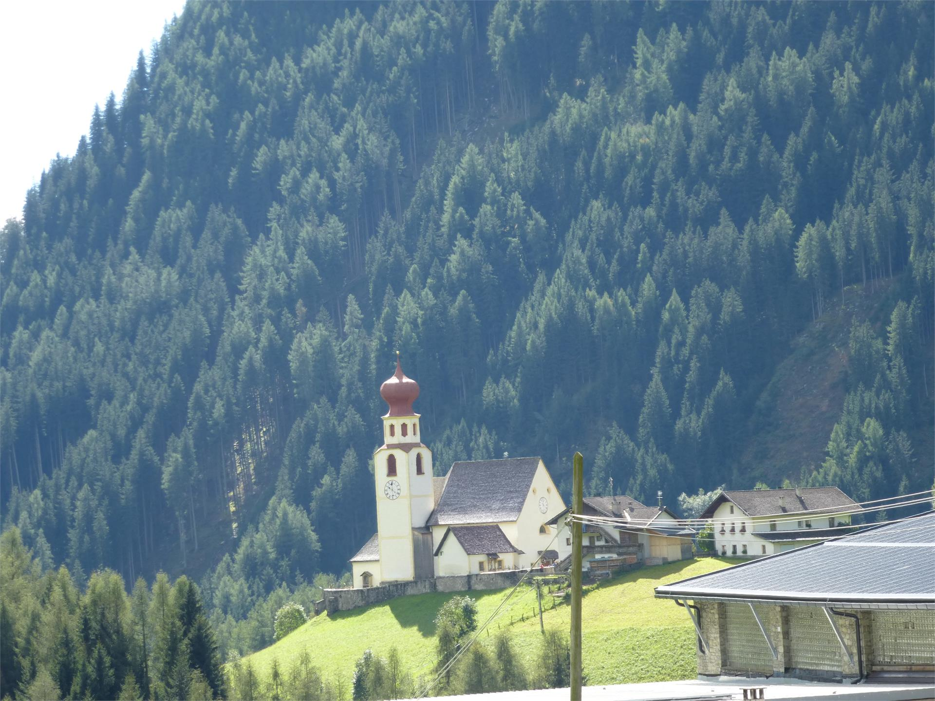 Kirche St. Martin in Pfunders
