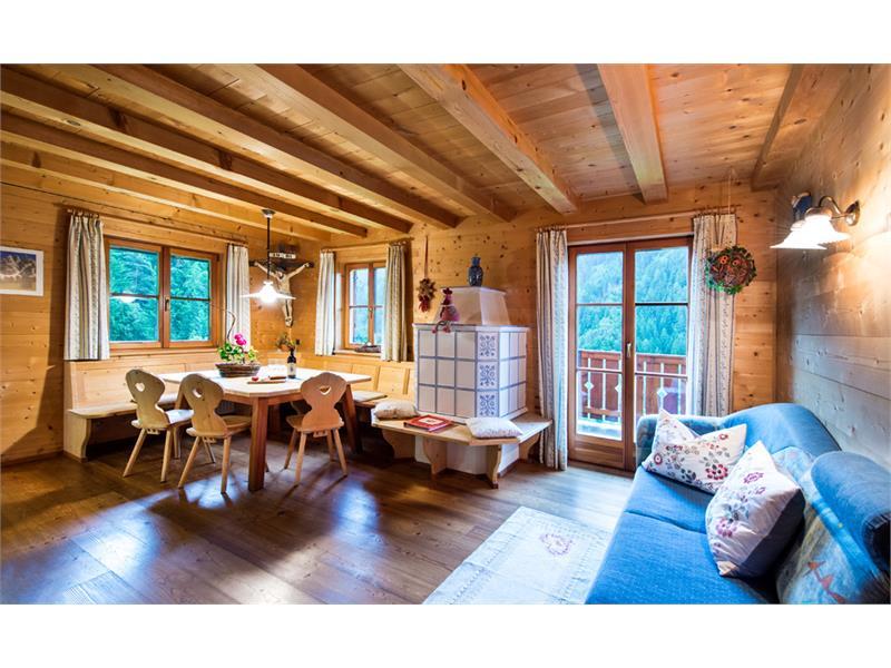app. Fichtenholz - living room