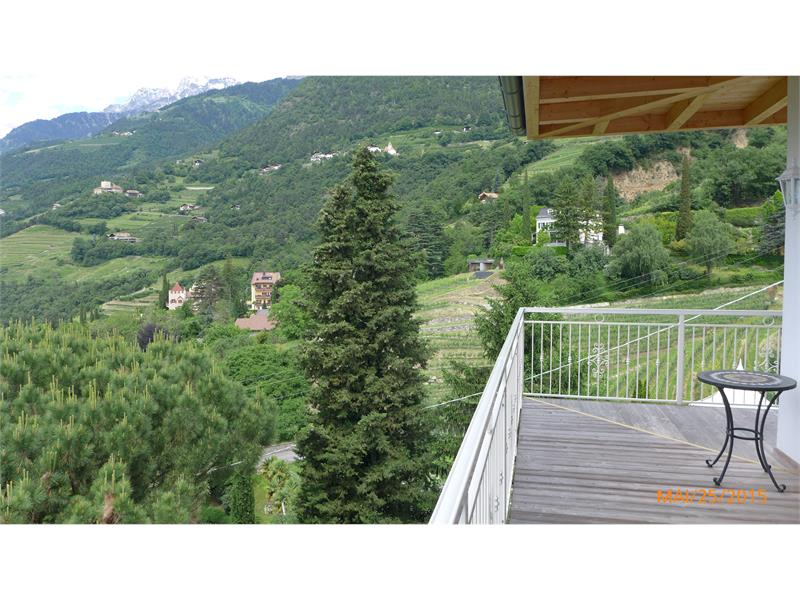 Appartement-Balkon