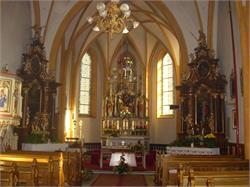 Chiesa Parrocchiale di Valle San Silvestro