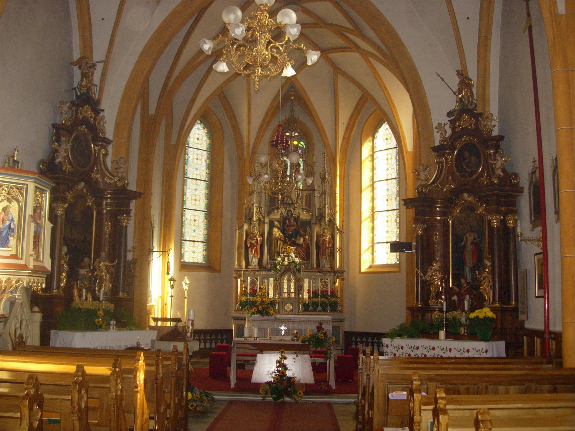 Pfarrkirche Wahlen