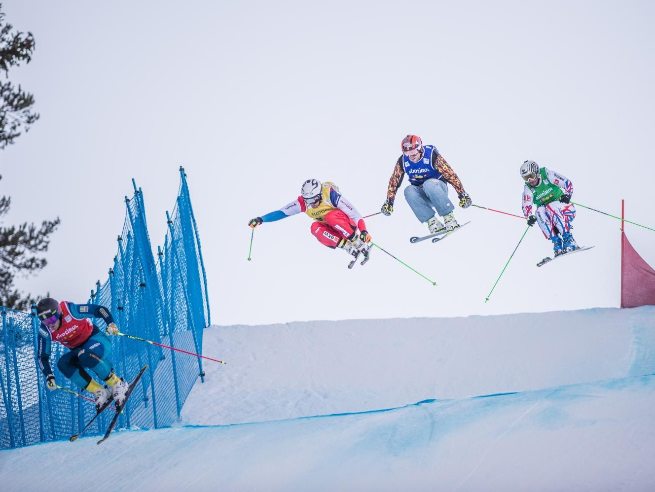 Audi FIS Ski Cross World Cup
