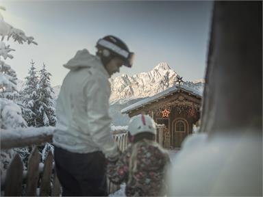 3 Zinnen Ski-Weihnacht