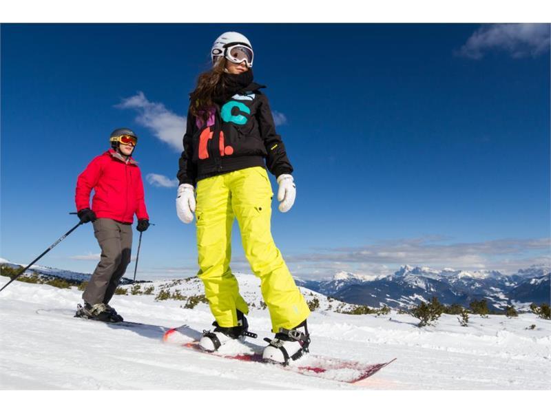 Corno del Renon sciare