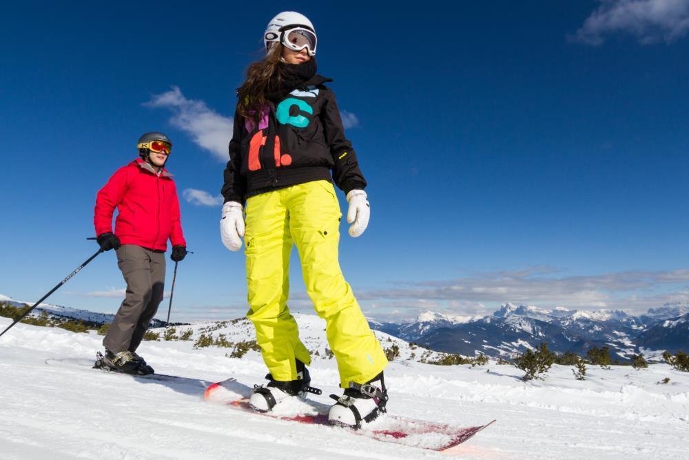 Rittnerhorn skifahren snowboarden