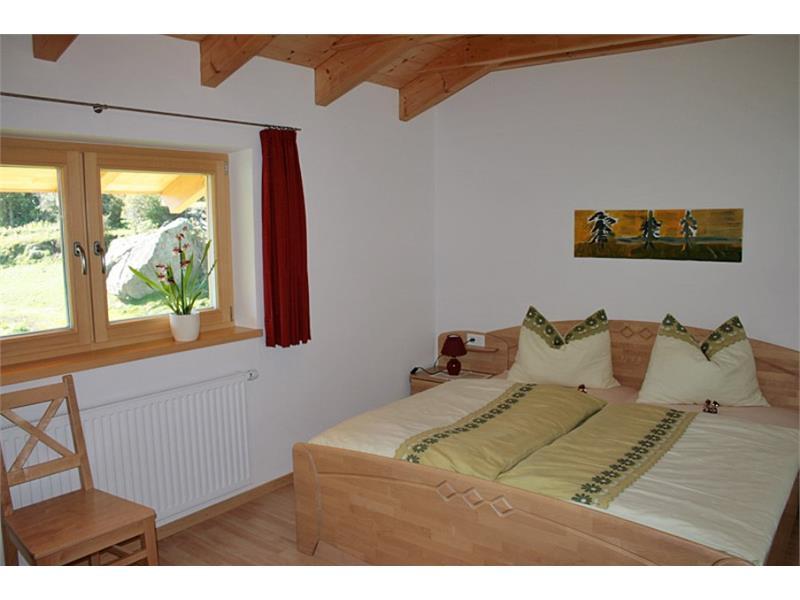 Appartement Fichte Schlafzimmer
