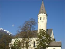 Church of Maria Lourdes, Lasa/Laas