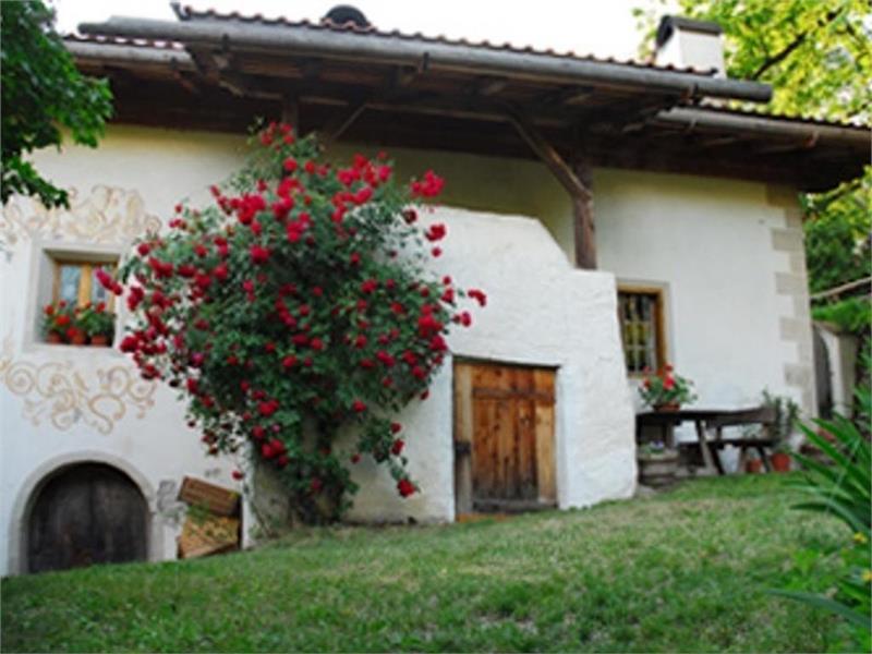 Casa natia del menestrello Walther v.d.Vogelweide