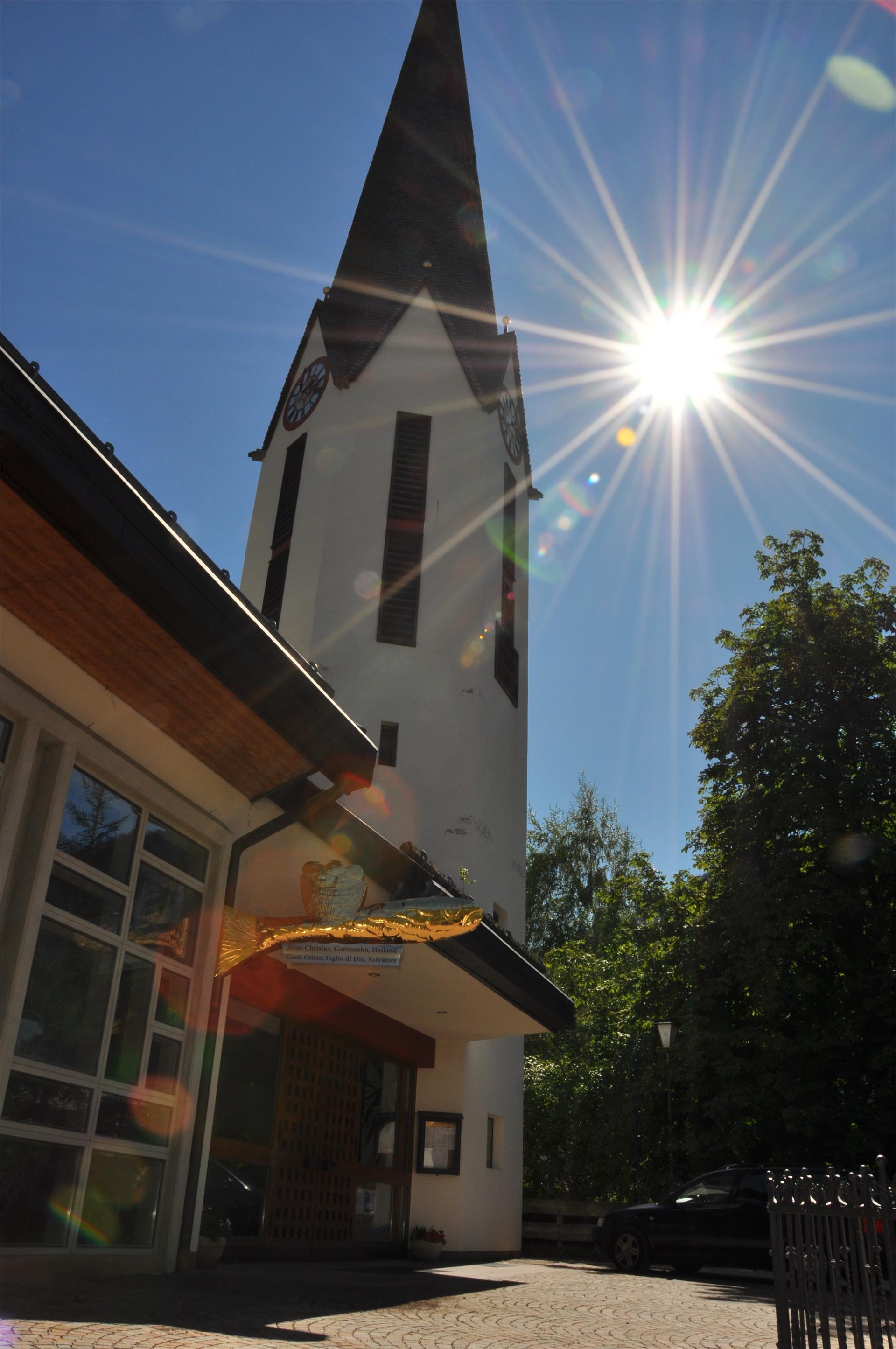 Chiesa parrocchiale di Roncadizza
