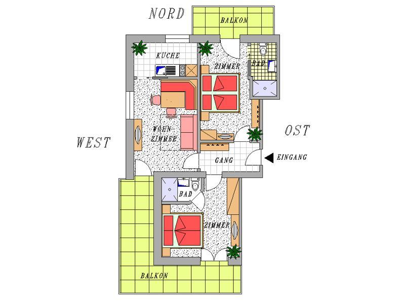 Apartement n. 2