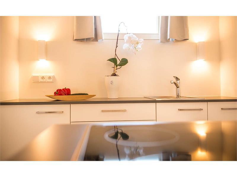 cucina appartamento Dolomitenblick