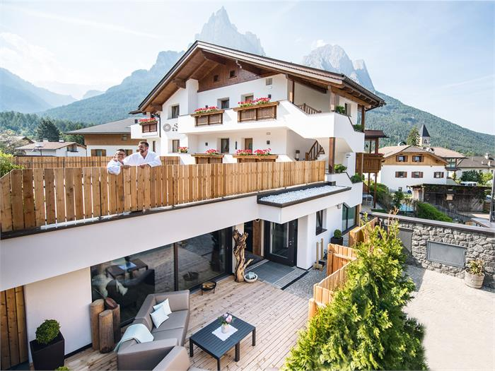 Apartment Sella - Seis am Schlern