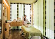 Beauty treatment room