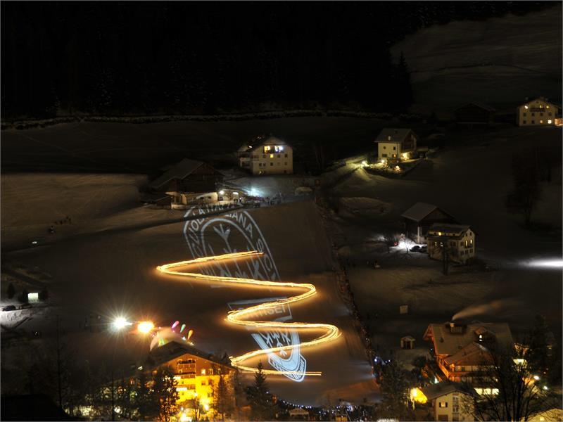 Ski Emotions in Ortisei