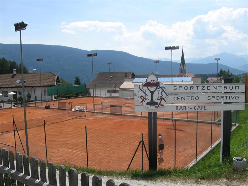 Tennisplatz Terenten