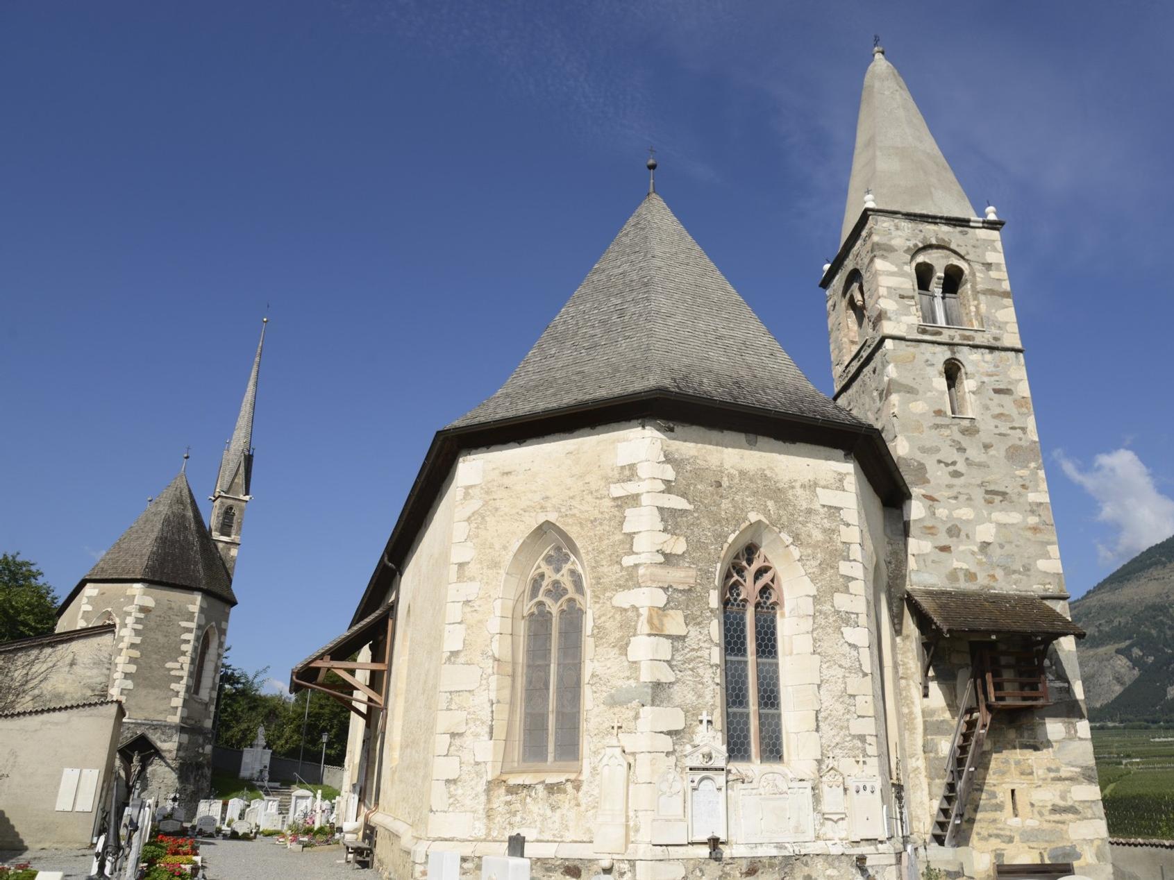 St. Martin Kirche, Göflan