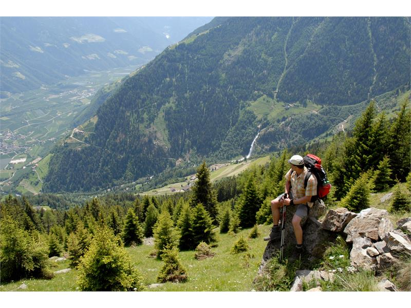 Alta Via di Merano tappa est