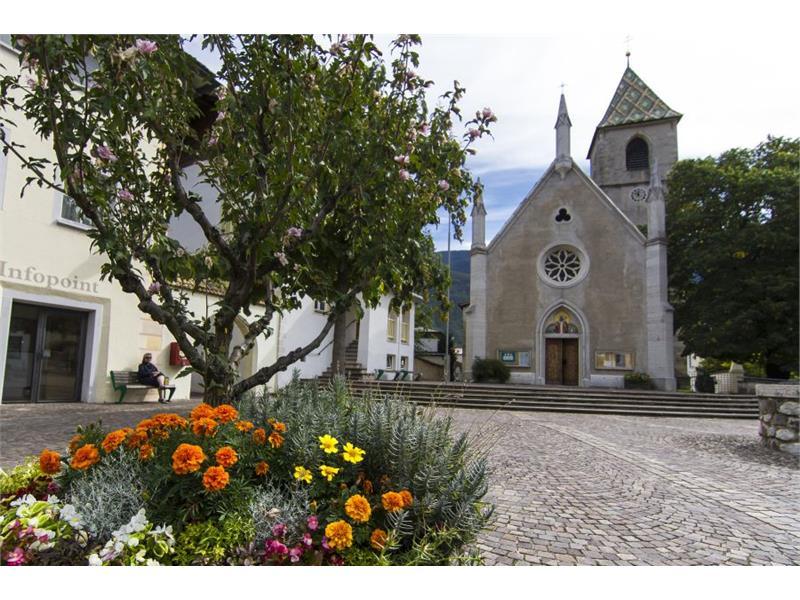 Kirche zum Hl. Martin, Kurtinig a.d.W.