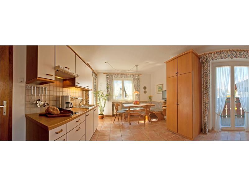 Fewo 1 - Wohnküche