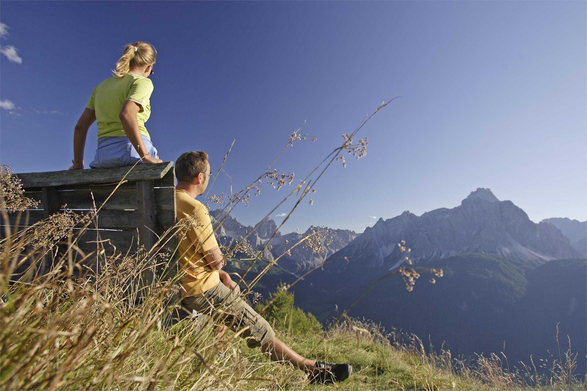 Summer hiking - Western Gsellrunde