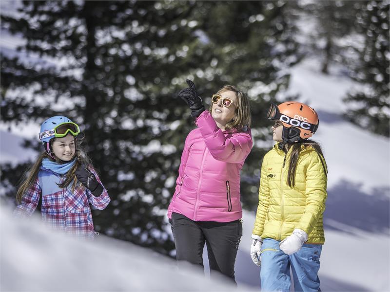 Winterwandern am Speikboden