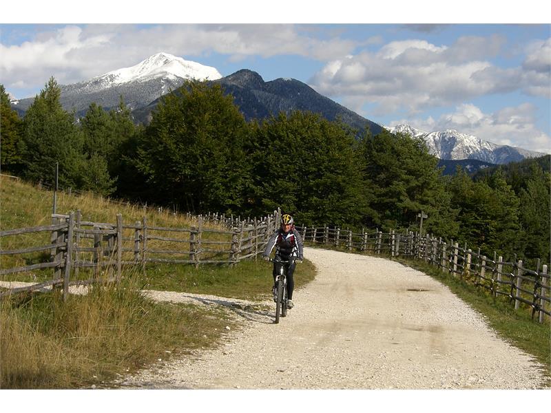 Giro del Parco Naturale Monte Corno