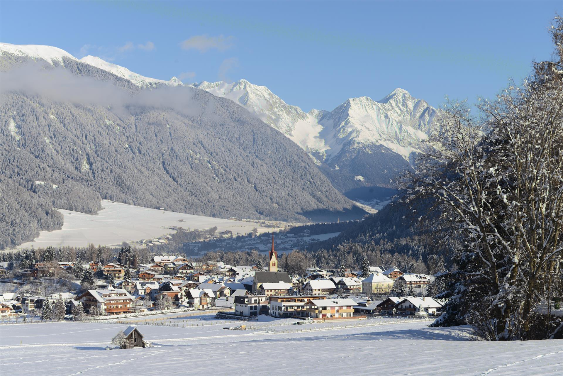 Winterwanderung Seefelder