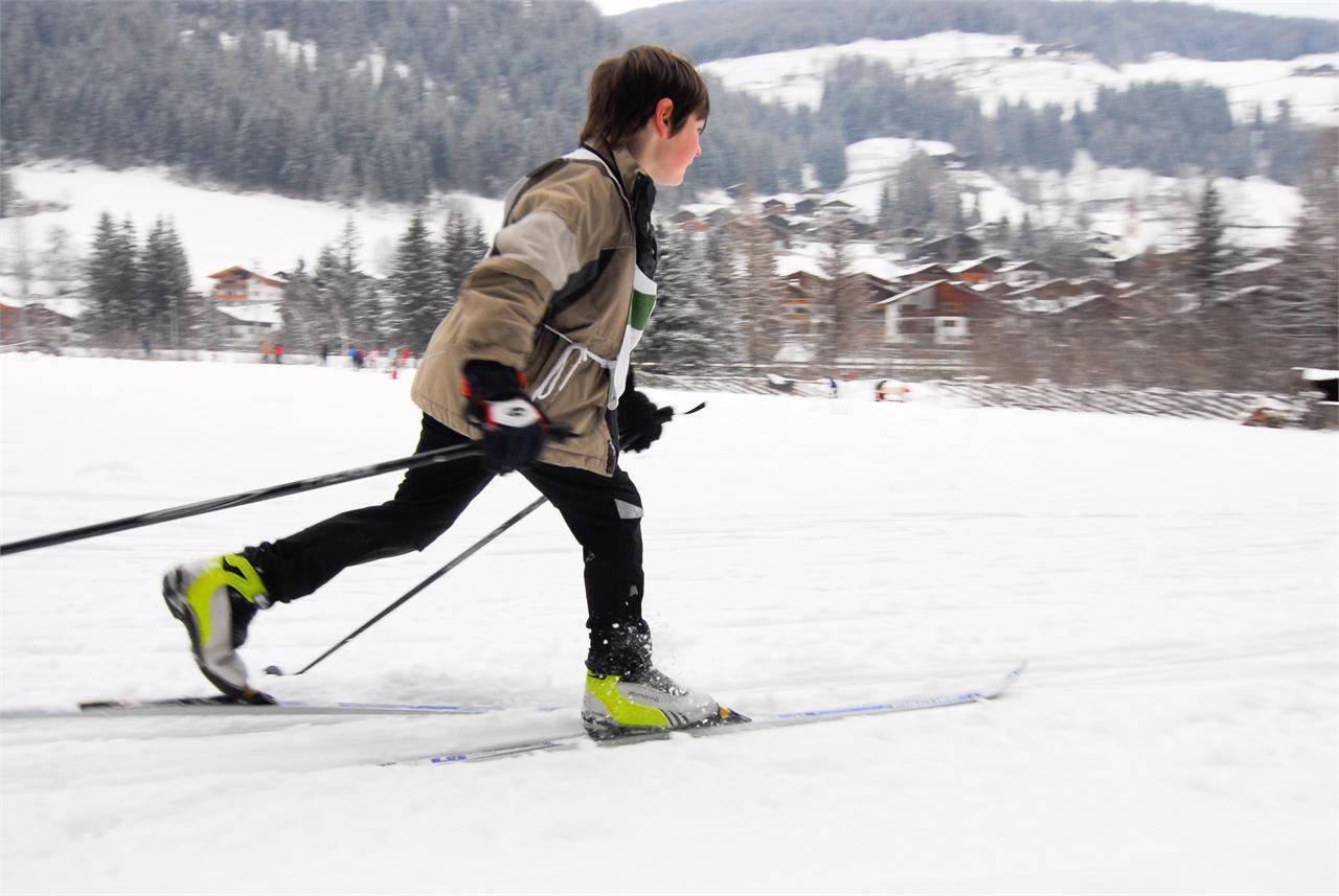 Cross country ski slope Pracupola / Kuppelwies
