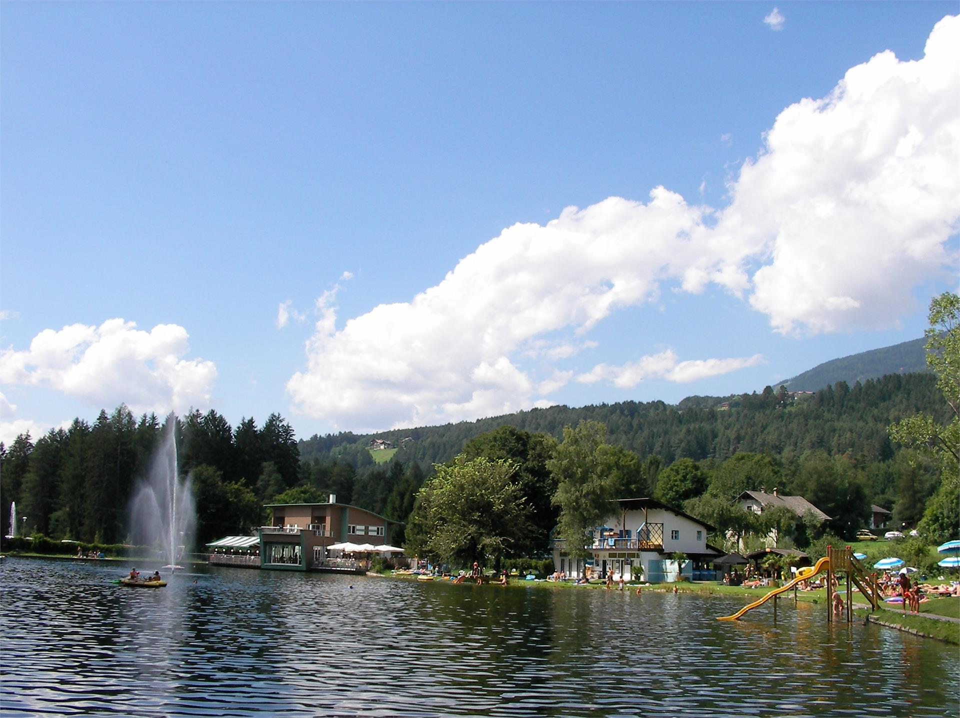 Lake Issinger Weiher