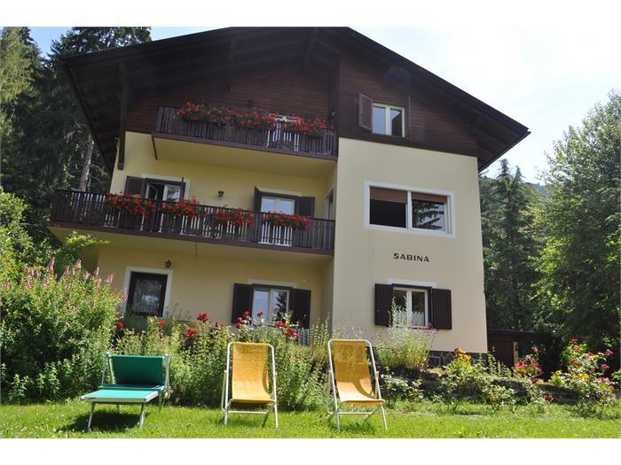 Haus Sabina - garden