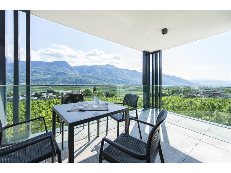 balcony Family-Suite - PhotoGrünerThomas