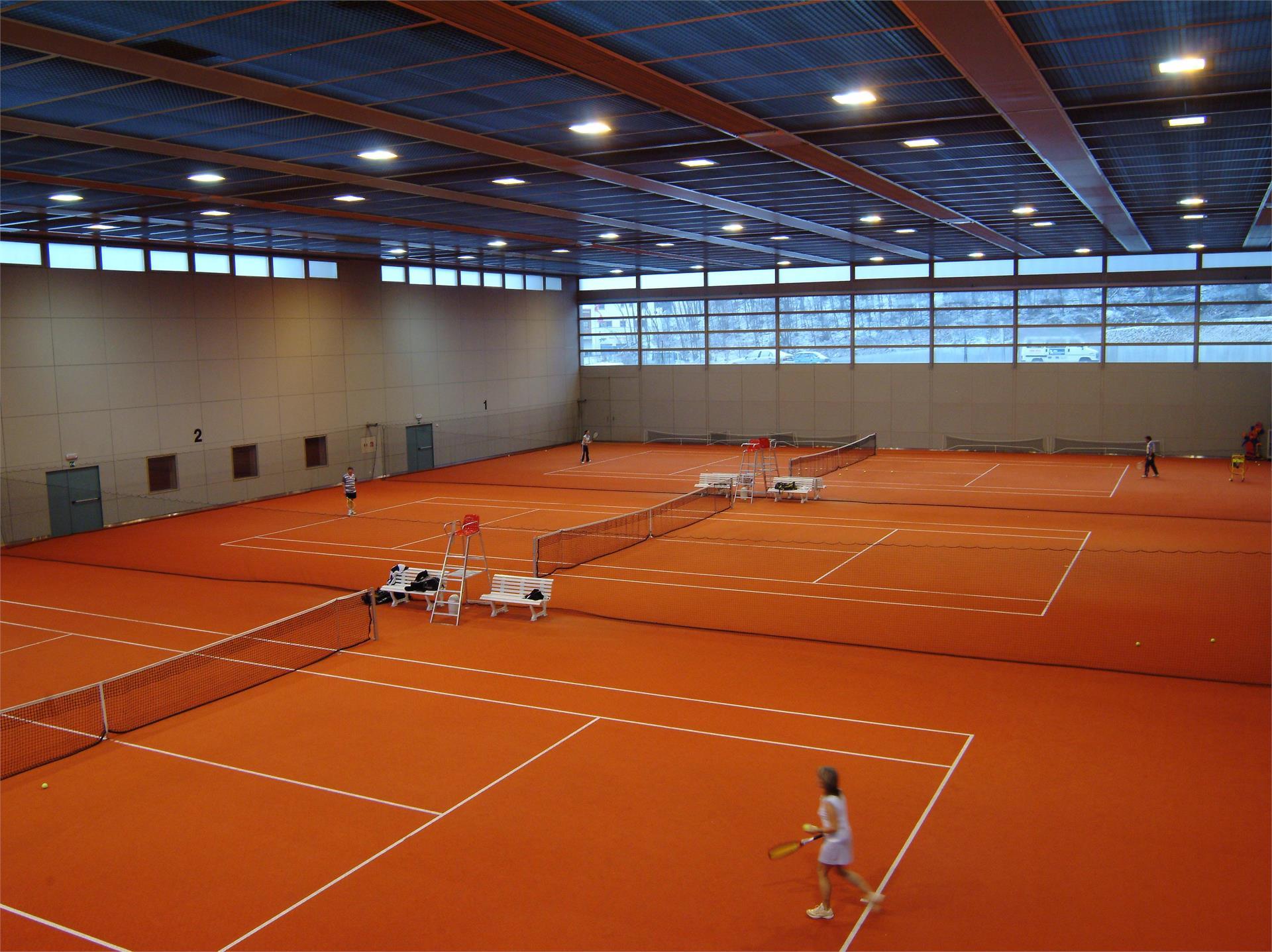 Palestra da tennis nel centro sportivo Sportwell