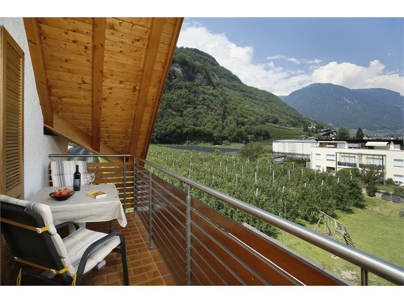 camera doppia balcone