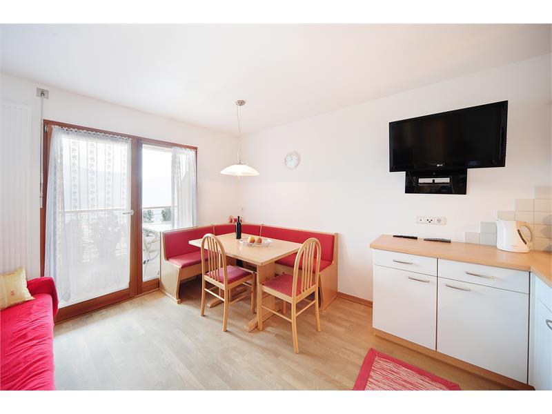 Wohnküche Appartement TYp C&D