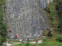 Palestra di Roccia Vallunga