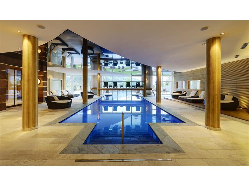 Indoorpool Guesthouse V (Vital)