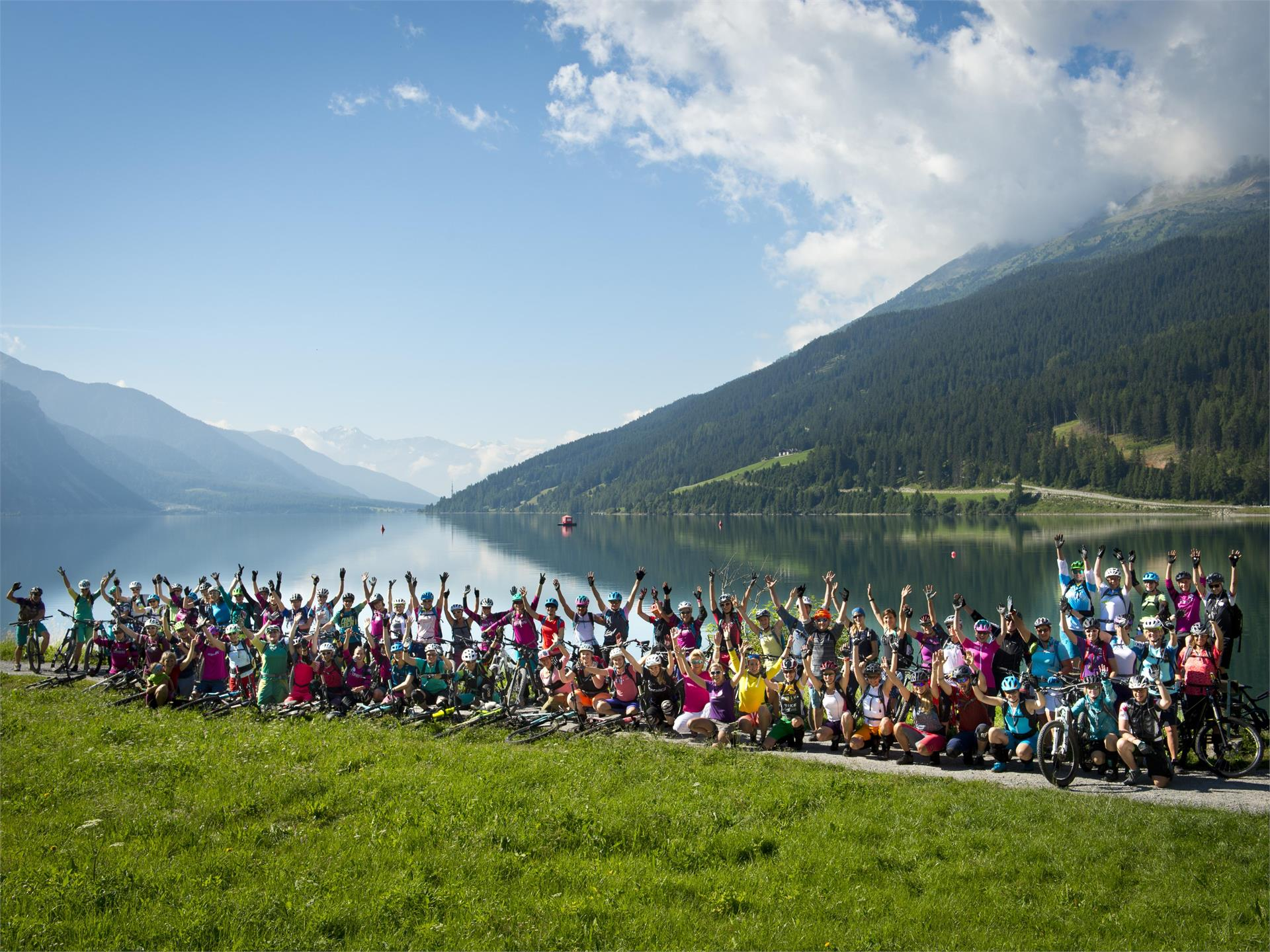 Women's Bike Camp Reschensee