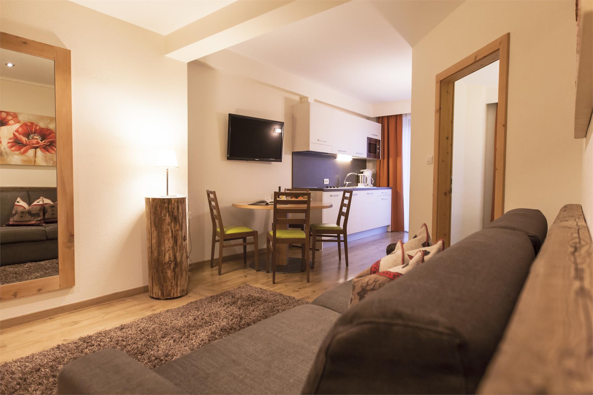 Appartamento composto da soggiorno
