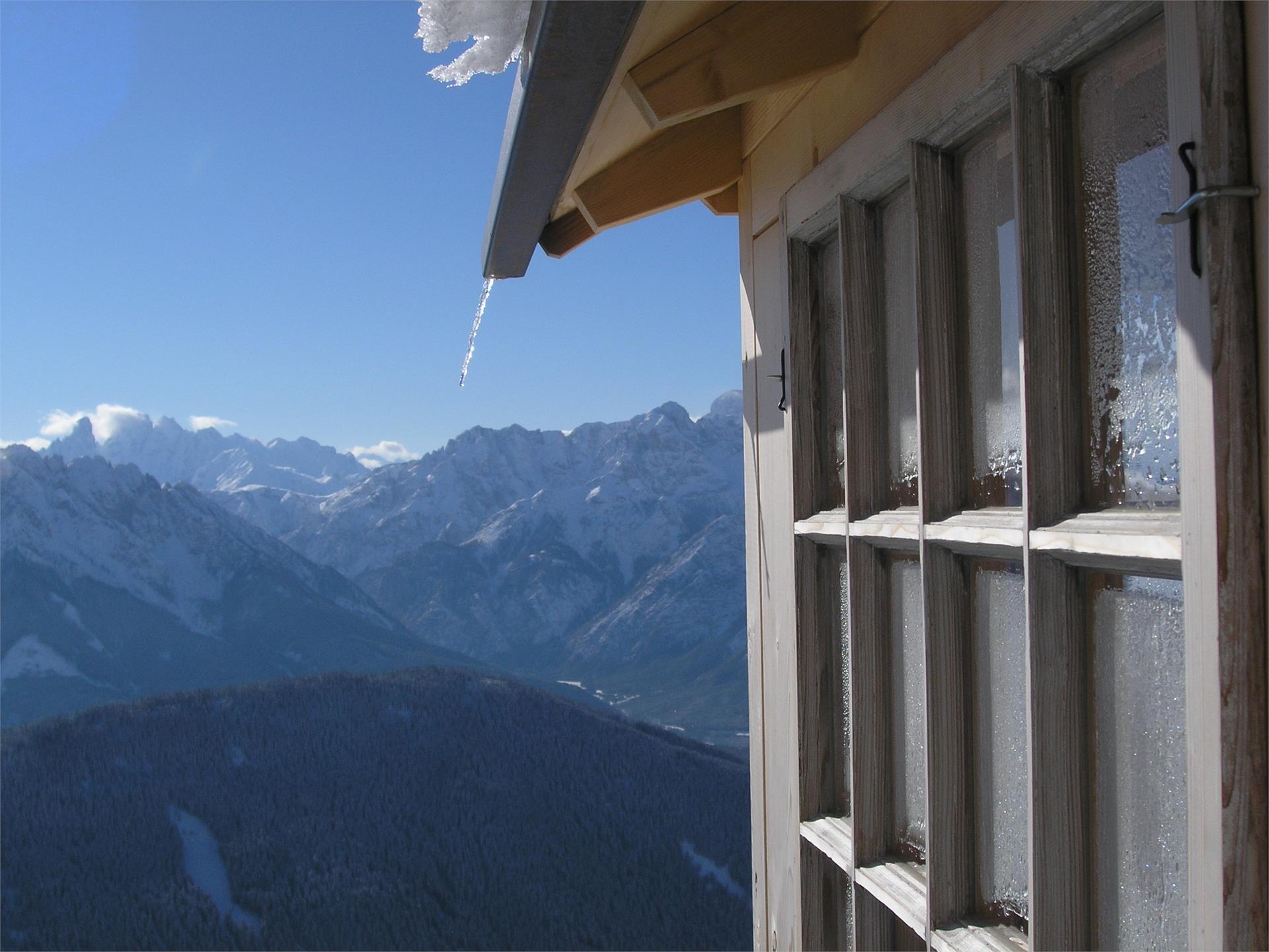 Skitour: Kandellen - Bonnerhütte - Pfannhorn